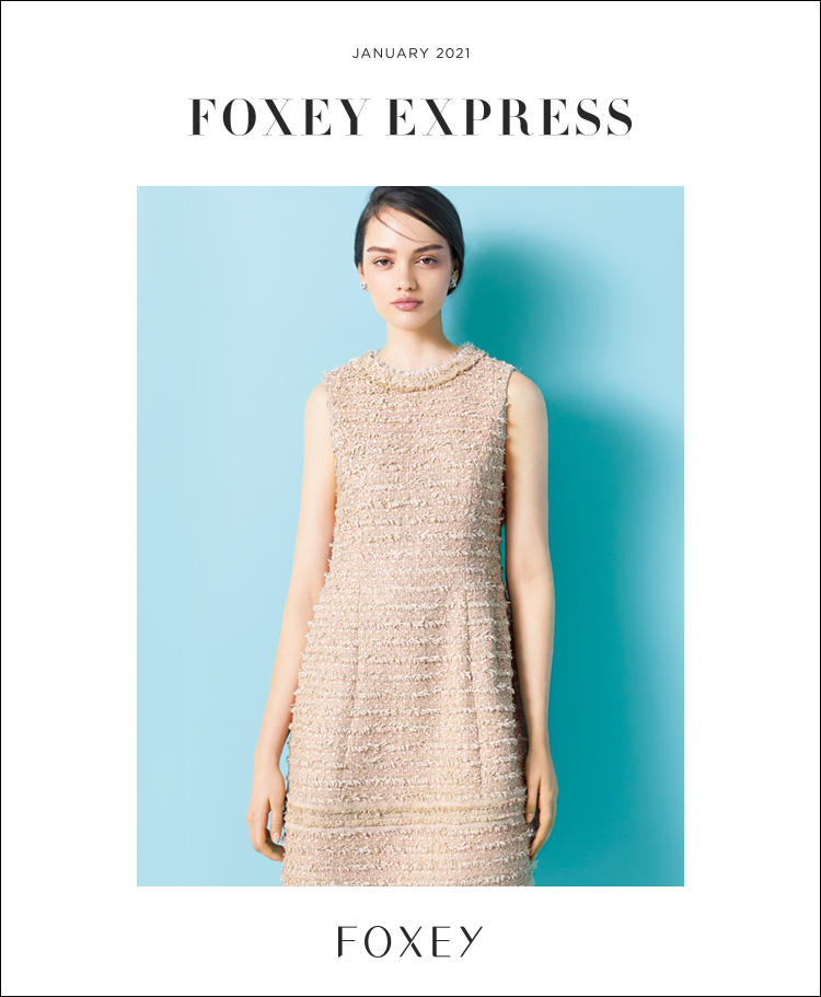 FOXEY EXPRESS JANUARY 2021