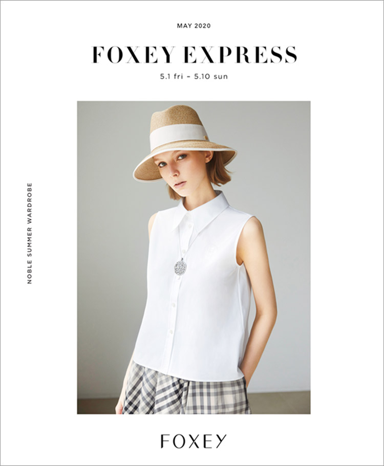 FOXEY EXPRESS MAY 2020