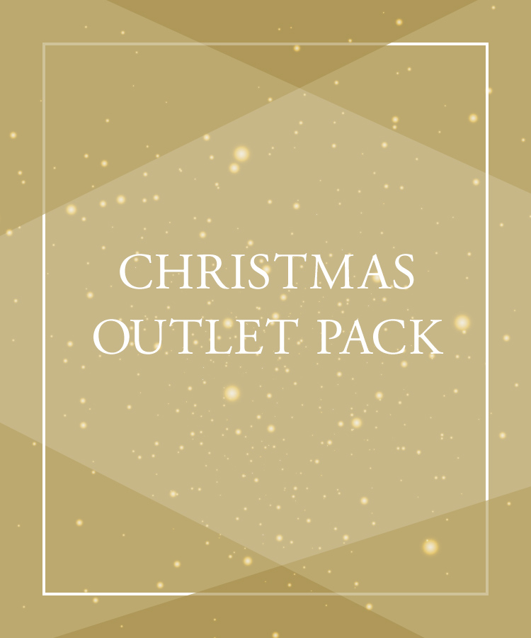 CHRISTMAS OUTLET PACK 12.17 thu予約開始!